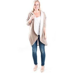 Super comfy half jacket
